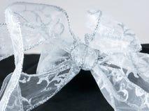 серебр bow1 Стоковые Изображения