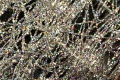 серебр glimmer Стоковые Изображения