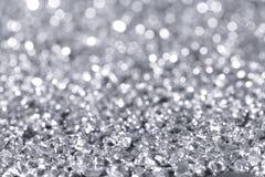 серебр glimmer стоковая фотография rf