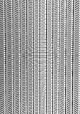 серебр radiowall Стоковые Изображения RF