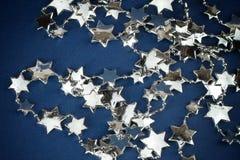 серебр shine стоковые изображения rf