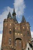 середина замока времен стоковое изображение