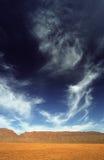 середина ландшафта атласа Стоковые Фотографии RF