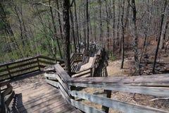 Серии лестниц Стоковое Фото
