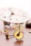 Серии деталей часов Стоковая Фотография RF