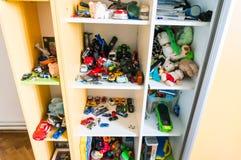 Серии игрушек стоковое фото