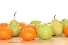 серии плодоовощей Стоковое Изображение