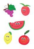 2 серии плодоовощ Стоковые Изображения RF