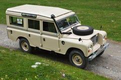 ` Серии III Land Rover 109 Стоковые Фото