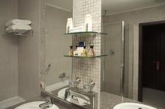 серия ванной комнаты Стоковые Изображения RF