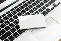 серия визитной карточки финансовохозяйственная Стоковые Изображения RF