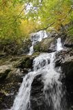 Серия водопада горы Стоковое Фото