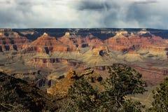 Серия 5 гранд-каньона Стоковое Фото