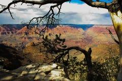 Серия 2 гранд-каньона Стоковые Фотографии RF