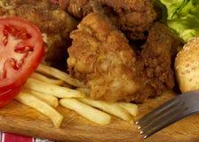 серия еды Стоковое фото RF