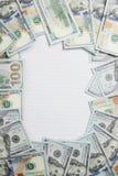 Серия денег Стоковая Фотография RF