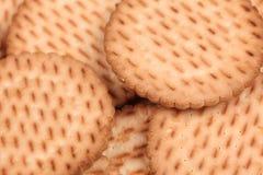 серия еды печений предпосылки Стоковое Изображение RF