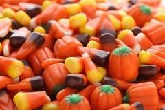 серия еды corns конфеты предпосылки Стоковые Изображения