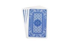 Серия игральных карт стоковая фотография rf