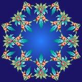 Серия дизайна мотивов тахты с 24 иллюстрация штока