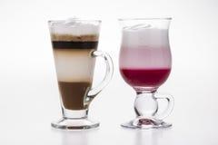 Серия кофе Стоковая Фотография