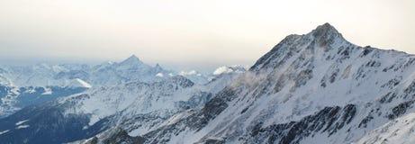серия ландшафтов alps Стоковая Фотография