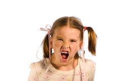 серия малыша ребёнка пакостная Стоковые Изображения
