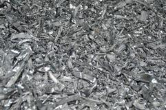 Серия малых частей алюминия Стоковое Изображение