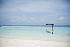 Серия Мальдивов Стоковые Изображения RF