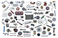 Серия новой запасной части автомобиля Стоковые Изображения