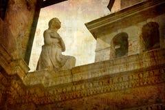 серия открытки Италии бесплатная иллюстрация