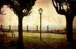 серия открытки Италии Стоковые Изображения RF
