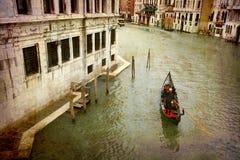серия открыток Италии Стоковое Изображение RF