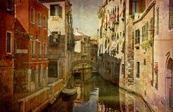 серия открыток Италии Стоковые Фото