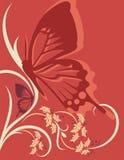 серия предпосылки флористическая Стоковая Фотография
