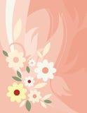 серия предпосылки флористическая Стоковые Фото
