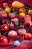 серия плодоовощей Стоковая Фотография RF