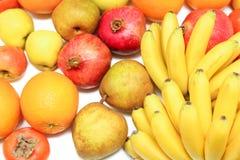 Серия разнообразие плодоовощей Стоковое Изображение RF