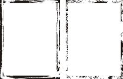 серия рамки границ Стоковые Изображения