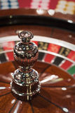 серия рулетки покера обломоков казино Стоковые Изображения RF