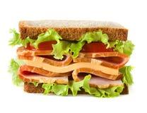 серия сандвича близкого старья изображения еды dof низкая вверх Стоковые Фотографии RF