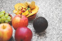 серия свежих фруктов Стоковое Изображение RF
