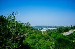 Серия Святой Земли - Mt Наклоны Carmel Стоковая Фотография RF