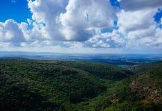 Серия Святой Земли - национальный парк 4 крепости am ` Yehi Стоковое Изображение RF