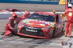 Серия чашки спринта NASCAR на Фениксе Стоковое Изображение RF