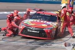 Серия чашки спринта NASCAR на Фениксе Стоковые Фото