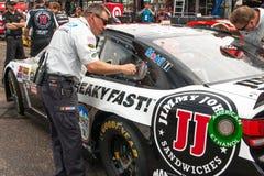 Серия чашки спринта NASCAR на Фениксе Стоковая Фотография