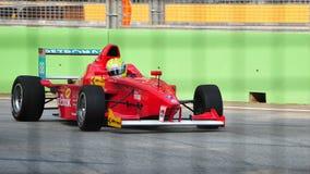 серия 2011 ikhwan jk Азии afiq участвуя в гонке Стоковые Изображения