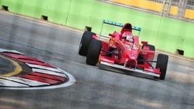 серия 2011 neil jk Азии akask участвуя в гонке Стоковая Фотография RF