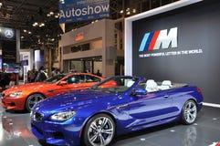 Серия BMW m Стоковое Изображение RF